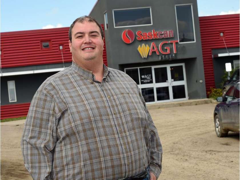 Saskatchewan pulse crop entrepreneur gains international acclaim