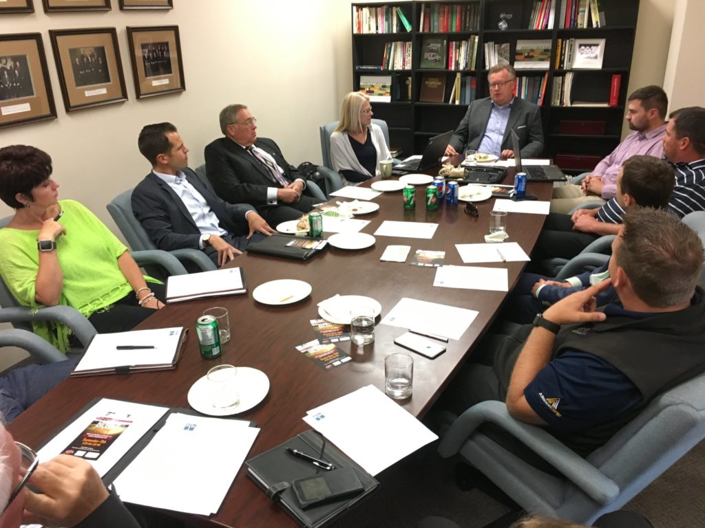 Lobbying and Advocacy Recap, August/September 2017