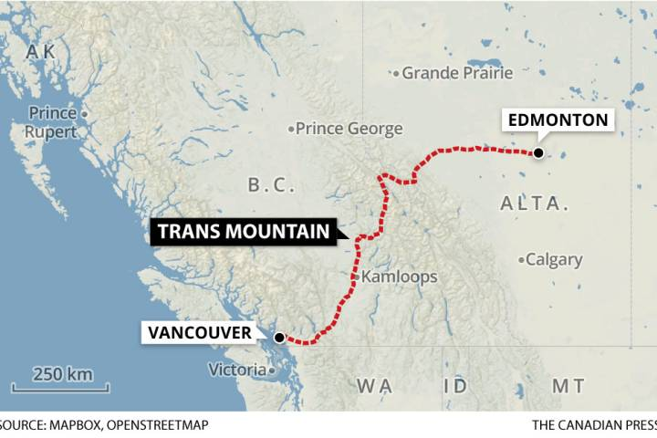 Federal Government Purchases Trans Mountain Pipeline