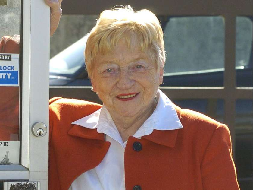 Shirley Ryan remembered as 'a force to be reckoned with'