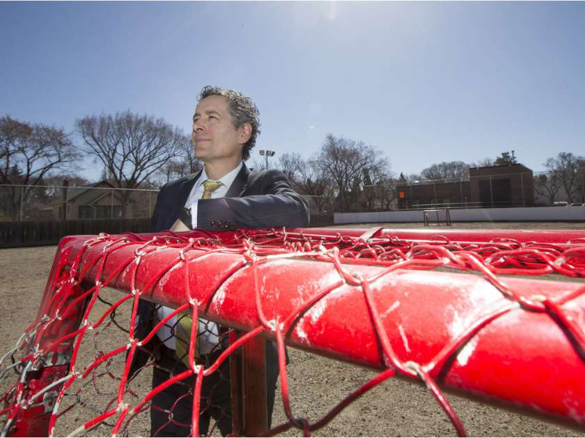 Blades spearheading new inner city outdoor rink