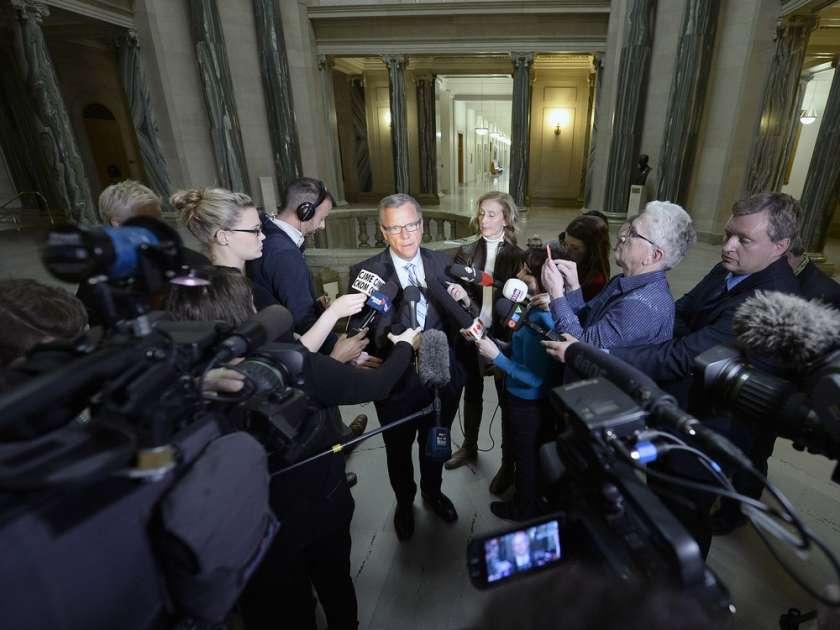 Local business leaders applaud renewed Sask. Party mandate