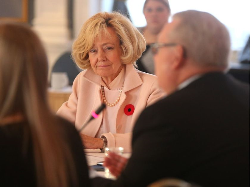 Senate committee open to recommending Royal Commission on taxes: Andreychuk