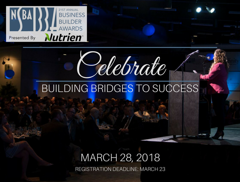 NSBA Announces Finalists for 21st Annual Business Builder Awards