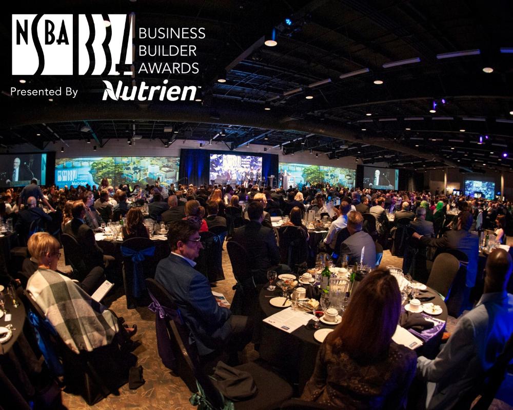 2019 Business Builder Awards, presented by Nutrien, Winners